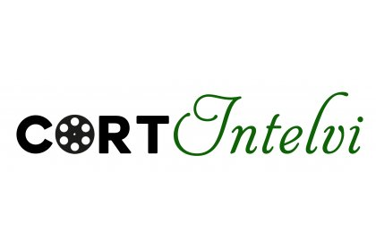 Logo of Cortintelvi International Short Film Festival