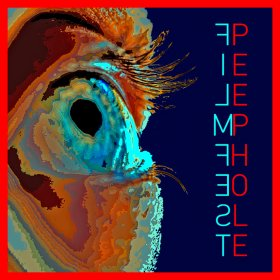 Logo of PEEPHOLE filmfest