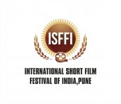 Logo of International Short Film Festival of India