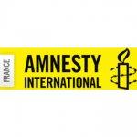 Logo of AMNESTY INTERNATIONAL AU CINEMA POUR LES DROITS HUMAINS