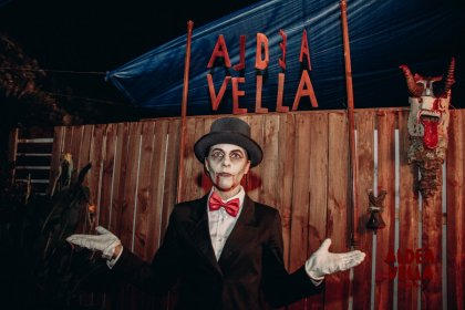 Photo of Aldea Vella · Mostra de Curtametraxes de Terror