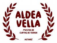 Logo of Aldea Vella · Mostra de Curtametraxes de Terror