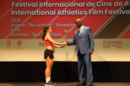 Photo of Festival internacional de cine de atletismo