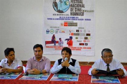 Photo of Festival Nacional De Cine De Huánuco