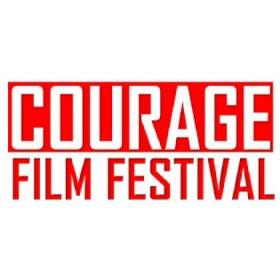 Logo of Courage Film Festival