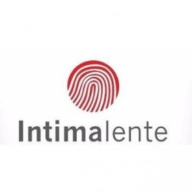 Logo of intimate lens - ethnographic film festival