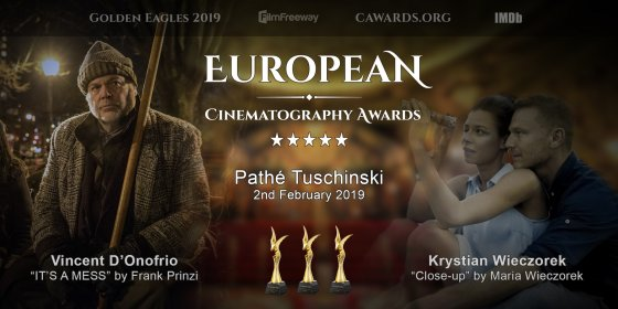 Photo of European Cinematography Awards (ECA)