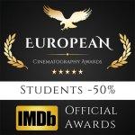 Logo of European Cinematography Awards (ECA)