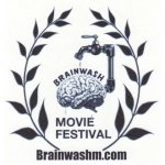 Logo of Brainwash Drive-In/Bike-In/Walk-In/Movie Festival