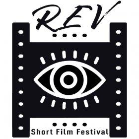 Logo of REV短片电影节