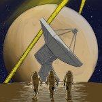 Logo of 4661 Film Fest - Certamen De Cortometrajes Del Espacio Y Ciencia Ficción Yebes Valdeluz 2021