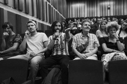 Photo of Cinema Club Contest