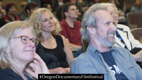 Photo of Oregon Documentary Film Festival