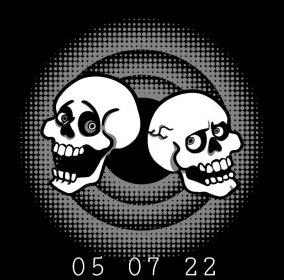 Logo of The Bonebat Comedy of Horrors Film Fest