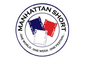 Logo of MANHATTAN SHORT Film Festival