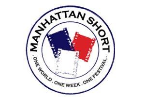Logo of MANHATTAN SHORT Film Festival