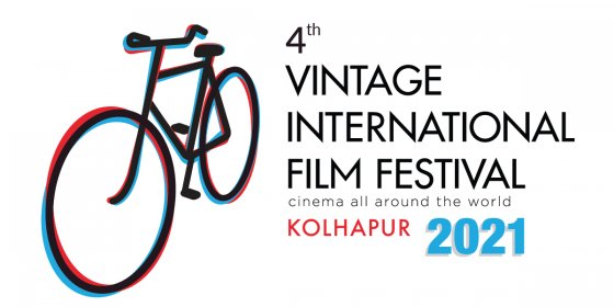 Logo of Vintage International Film Festival