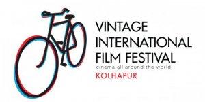 Logo of Vintage International Film Festival