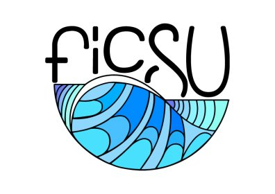 Logo of Ficsu - Ubatuba International Surf Film Festival