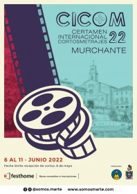 Logo of Murchante International Short Film Festival