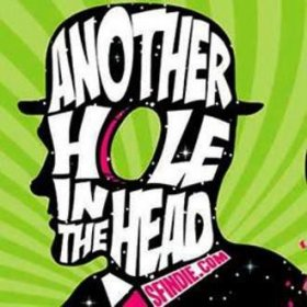 Logo of Sf Indies 16th 'Another Hole In The Head'  Film Festival San Francisco