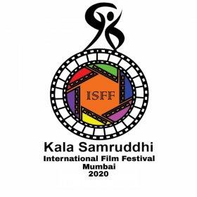 Logo of Kala-Samruddhi International Film Festival
