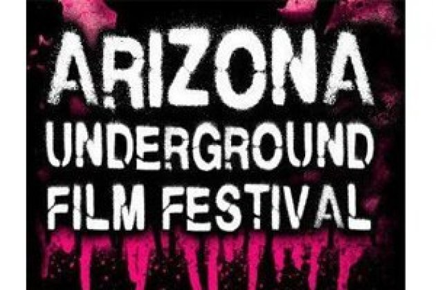 Logo of Arizona Underground Film Festival
