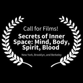Logo of Secrets of Inner Space Film Festival - NYC and Berkeley