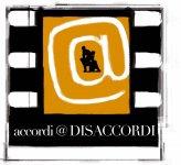 Logo of accordi @ DISACCORDI - Festival Internazionale del Cortometraggio