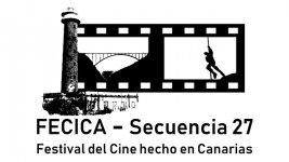 """Logo of Festival Del Cine Hecho En Canarias """"Secuencia 27"""""""