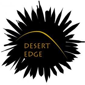 Logo of Desert Edge Global Film Festival