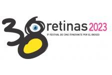 Logo of 2º FESTIVAL DE CINE ITINERANTE POR EL BIERZO '38RETINAS 2019'