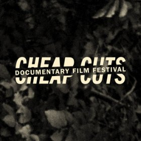 Logo of Cheap Cuts Documentary Film Festival