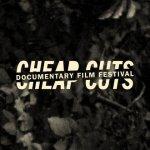 Logo of Cheap Cuts Documentary Film Festival