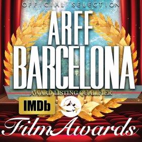 Logo of ARFF International // Barcelona