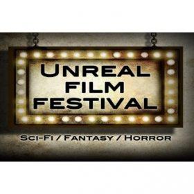 Logo of Unreal Film Festival