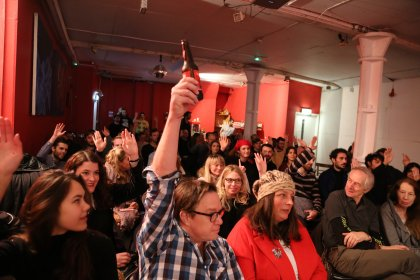 Photo of Kino London presents The People's Film Festival