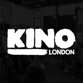 Logo of Kino London Presents The People Film Festival