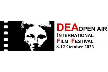 Logo of Dea Open Air International Film Festival