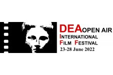 Logo of Dea Open Air International Film Festival