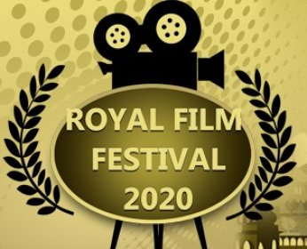 Logo of ROYAL FILM FESTIVAL