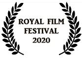 Promotional card of ROYAL FILM FESTIVAL