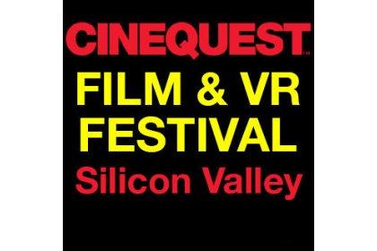 Logo of Cinequest Film & VR Festival