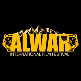 Logo of Alwar International Film Festival