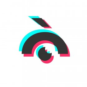 Logo of Panòptic. Mataro Film Festival