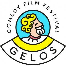 Logo of GELOS Comedy Film Festival