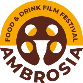 Logo of Ambrosia Food & Drink Film Festival