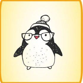 Logo of International Children's Film Festival Penguins of the South