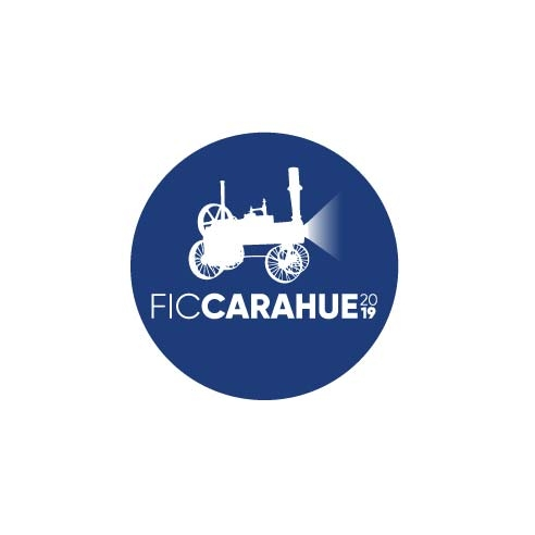 Promotional card of  Carahue Film Festival 2019