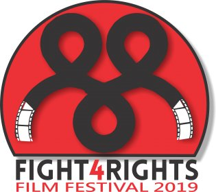 Logo of Fight for Rights Film Festival
